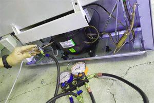 Sửa tủ lạnh hỏng tại nhà Điện lạnh Tịnh Anh 056.884.8888