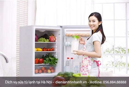 Dịch vụ sửa tủ lạnh tại Hà Nội - Điện lạnh Tịnh Anh